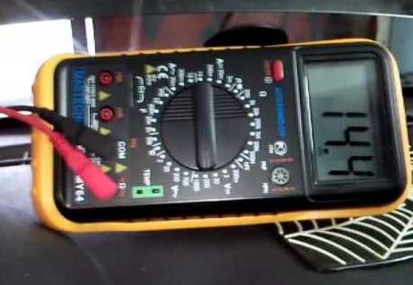 низкое напряжение вводного кабеля
