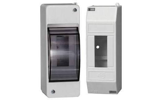 пластмасовый короб для вводного автомата