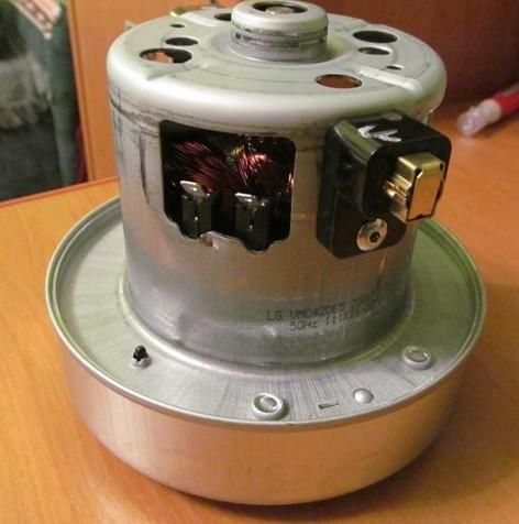 Мотор пылесоса