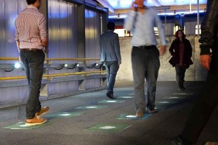 Необычная тротуарная плитка
