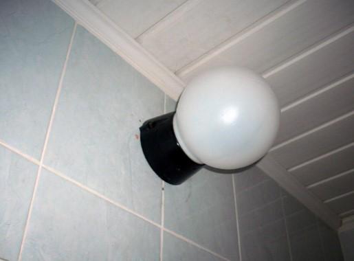 классические настенные светильники для ванной