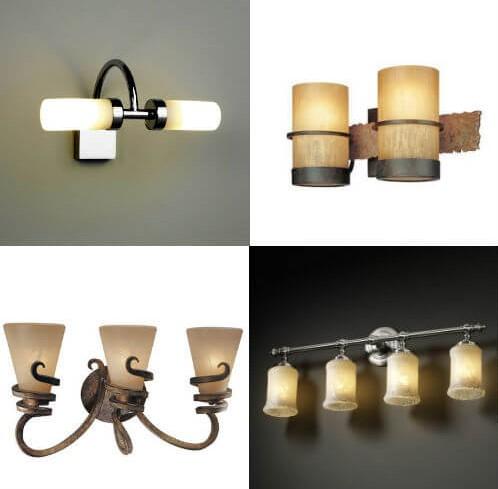 клсические светильники