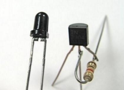подключаем фотореле