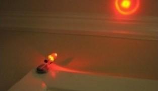 Автоматическое включение светодиода в темноте