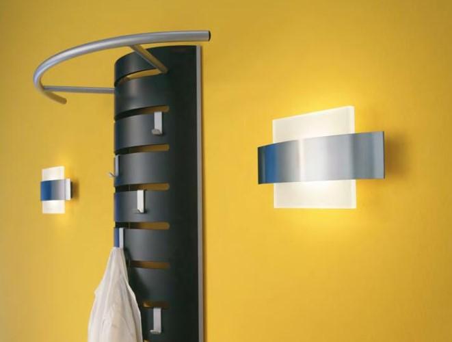 современные светильники в ванную