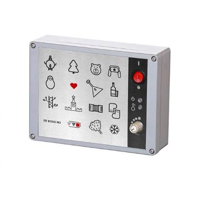Пульт управления электрической печью