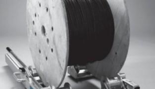 Как размотать кабель с барабана