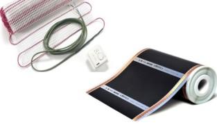 Калькулятор расчета мощности кабеля для электрического теплого пола