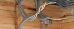 Электропроводка в трубах: основные способы монтажа