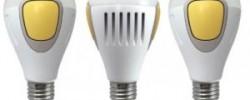 Как выкрутить перегоревшую лампочку в точечном светильнике?