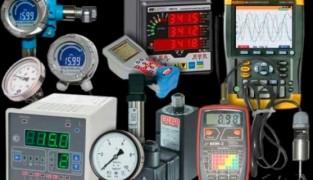 Виды контрольно-измерительных приборов