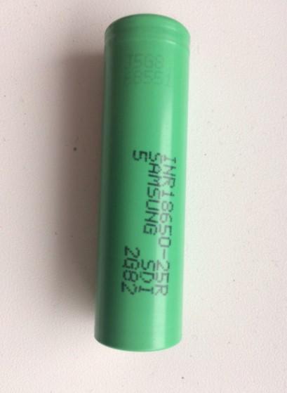 аккумулятор 18650 самсунг