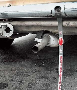 Антистатик для автомобиля