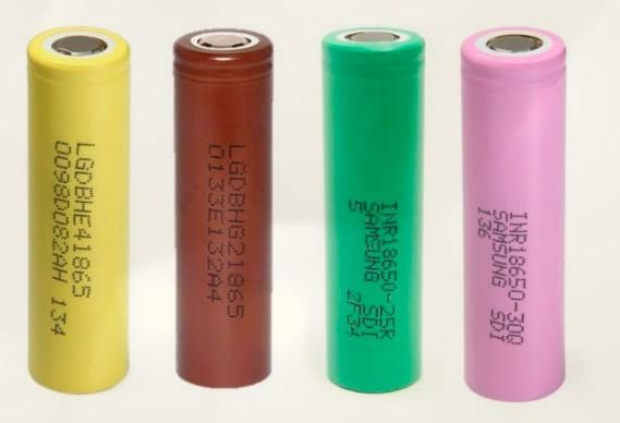 Лучшие аккумуляторы для электронных сигарет