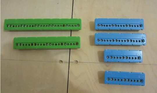 Клеммные блоки для Mistral 41F