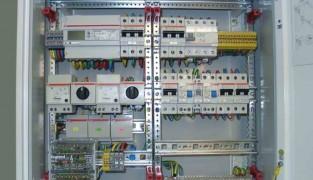 Самостоятельная сборка электрического щита
