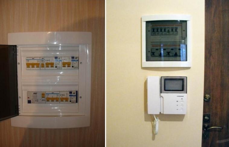 Электрощиты для дома и квартиры