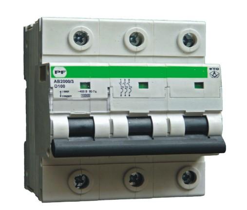Автоматический выключатель АВ