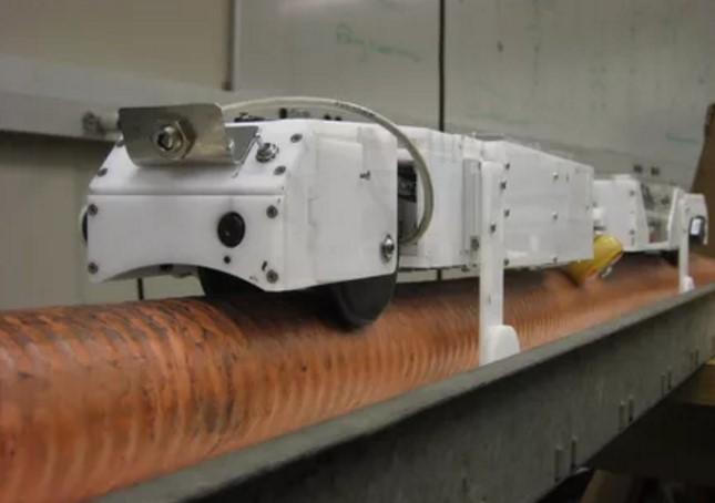 Робот для ремонта воздушных линий
