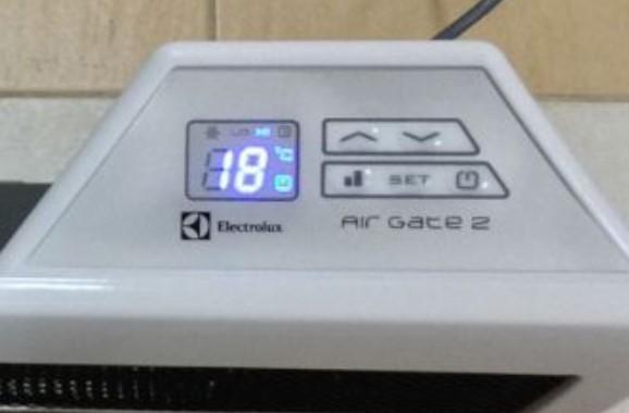 Цифровые термостаты в обогревателях