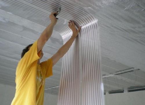 Инфракрасные обогреватели на стену или потолок