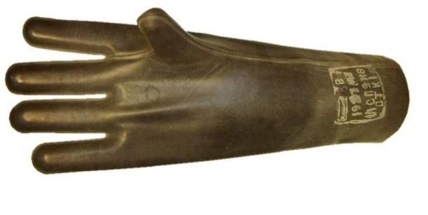 Электрозащитные рукавицы