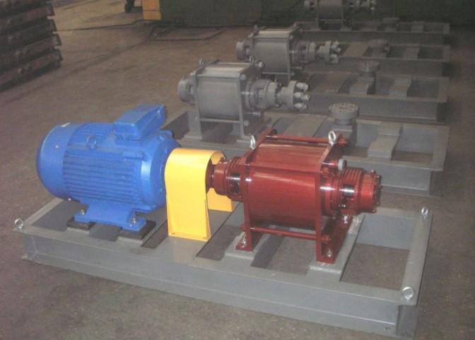 Вихревой генератор