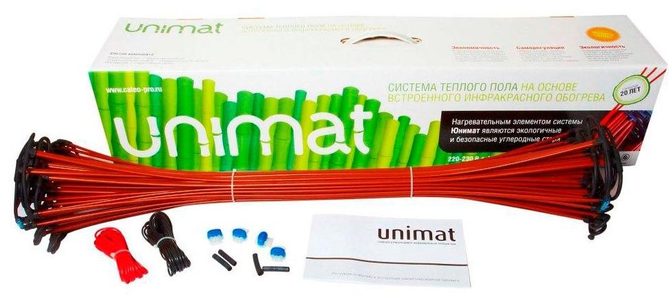 Упаковка термомата Unimat