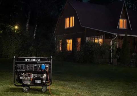 Популярные генераторы для дома