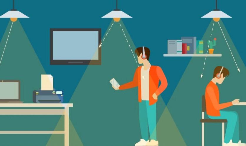 Принцип работы Li-Fi