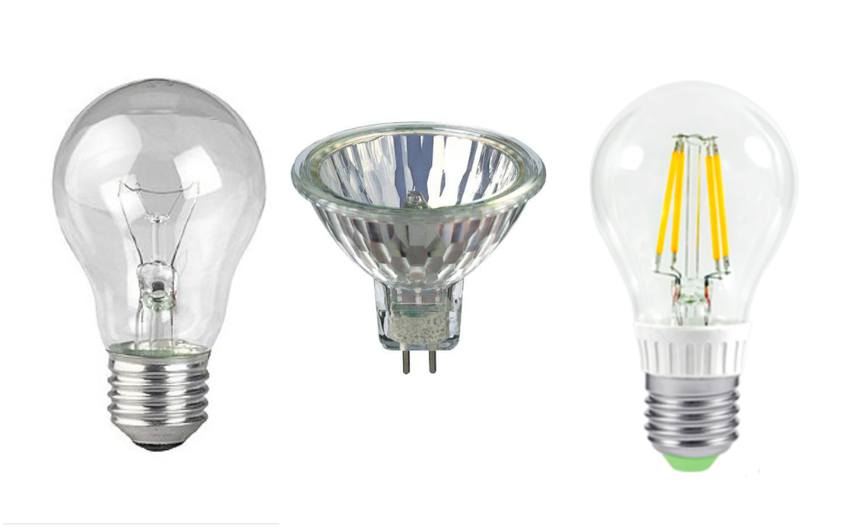 как выкрутить лампочку из точечного светильника