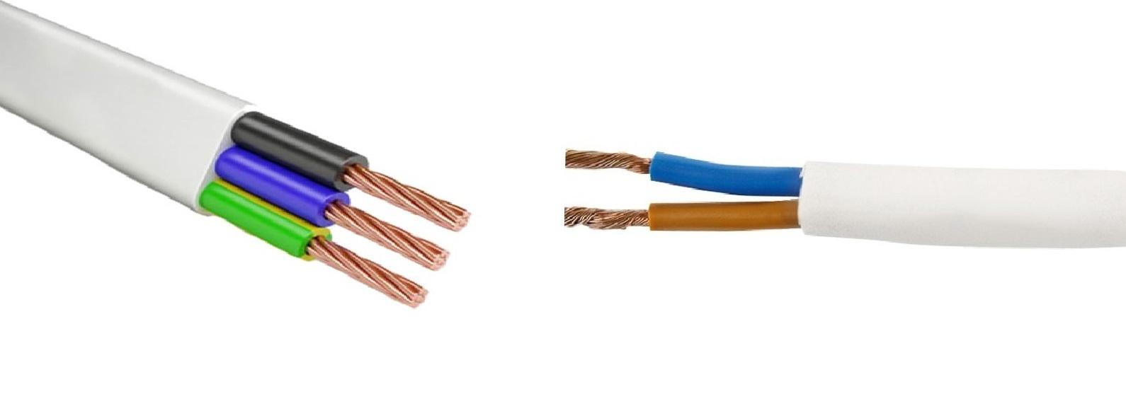 какой кабель для освещения в квартире