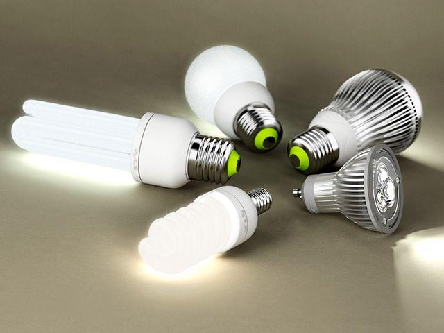 почему мигает выключенный светодиодный светильник