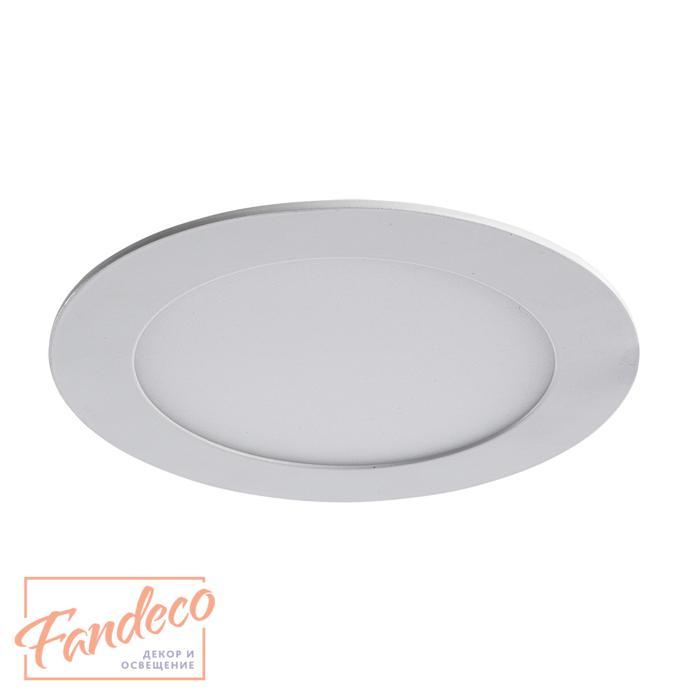 Встраиваемый светильник Arte Lamp Fine A2609PL-1WH