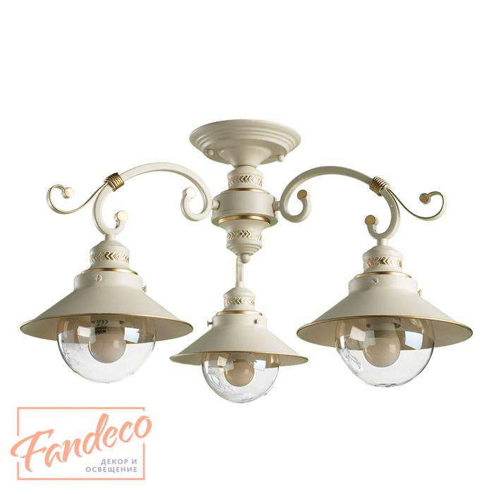 Люстра Arte Lamp Grazioso A4577PL-3WG