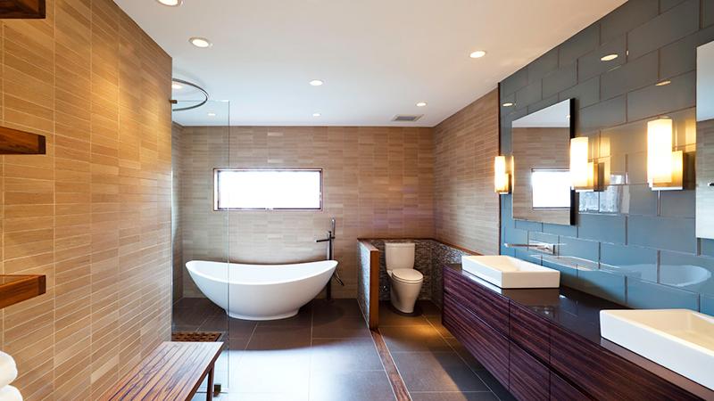 какие светильники ставит в ванну