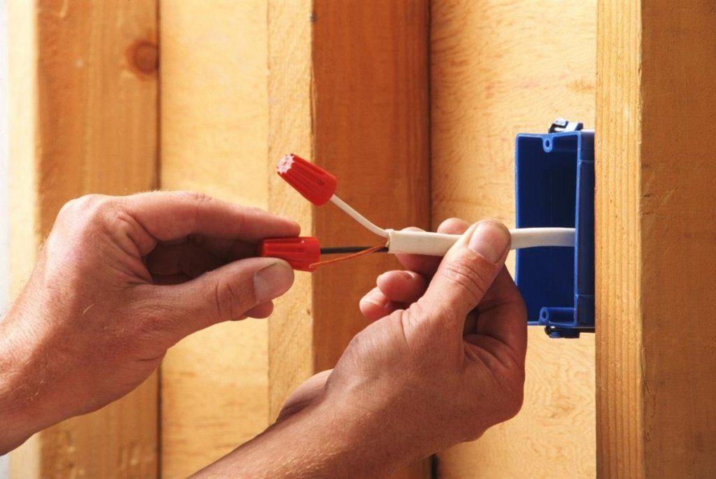 как подключить светильник с выключателем шнурком