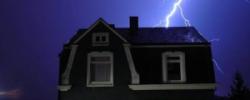 Молниезащита многоэтажного дома