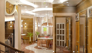 Встраиваемые светодиодные светильники для экономии электроэнергии в доме
