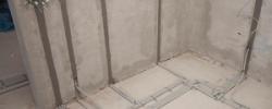 Открытая электропроводка в частном доме