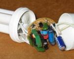 Как сделать светодиодную лампу своими руками от 220 Вольт