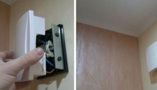 Как выполнить подключение дверного звонка