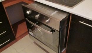 Установка электрического духового шкафа самостоятельно