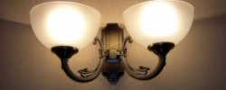 Как размещать светильники на потолке