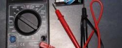 Калибратор тока и напряжения