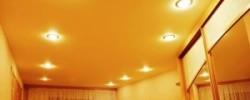 Варианты крепления бра, какая должна быть высота потолка
