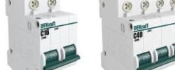 Замена пробок на автоматические выключатели