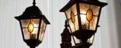 Освещение для террасы: лучшие идеи и фото