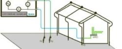 Как определить фазу и ноль на люстре?