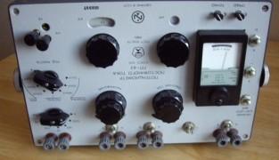 Переносной потенциометр ПП-63